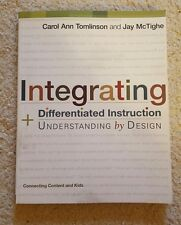 Integrating Differentiated Instruction and Understanding by Design : Connecting…