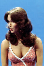 Jaclyn Smith huge breasts in red dress Charlie's Angels 11x17 Mini Poster
