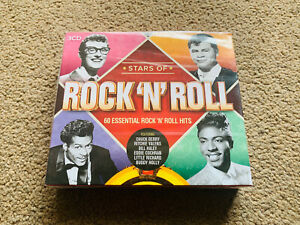 Various Artists - Stars Of Rock 'n' Roll (2014) 3CD NEW & SEALED
