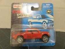 Maisto Fresh Metal Ford F-150 Raptor Red Truck Die-Cast Car 1/64 2009