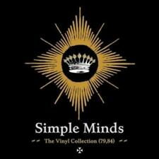 The Vinyl Collection 1979-1984 (Ltd.7-LP Box) von Simple Minds (2015)