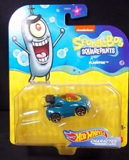 Hot Wheels Spongebob Squarepants Plankton diecast character car 4/6 New