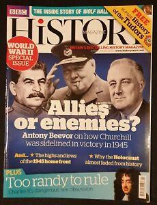 BBC History Magazine - January 2015 - Allies or Enemies
