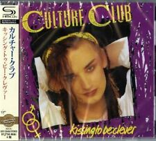 CULTURE CLUB-KISSING TO BE CLEVER-JAPAN SHM-CD BONUS TRACK D50