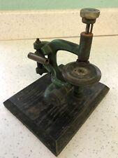 Herramienta de reparación de joyas Vintage Reloj Estuche Abridor Remover más cerca de prensa???
