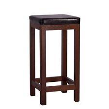 Barhocker, mit Sitzhöhe 62 cm, Gestell aus mass. Buchenholz, Bezug in versch. Fa