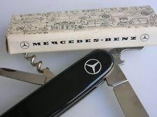 MERCEDES ACCESSORY KNIFE MB 190 500 600 300 S SL /8 W128 MESSER CAR VINTAGE NOS