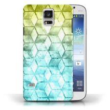 Étuis, housses et coques etuis, pochettes bleus Samsung Galaxy S5 pour téléphone mobile et assistant personnel (PDA)