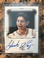 EDUARDO NAJERA 2000 SP TOP PROSPECTS FIRST IMPRESSIONS ON CARD ROOKIE AUTO RC MT