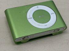 iPod shuffle (2nd generation) Green Clip iPod MP3 player