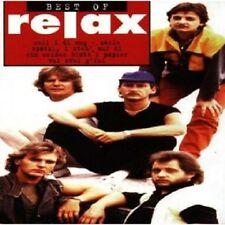 RELAX - BEST OF RELAX  CD 17 TRACKS DEUTSCHPOP/SCHLAGER NEU