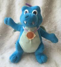Playskool Dragon Tales Flying Dragons Ord Vintage 1999 Small 6� Blue Hasbro