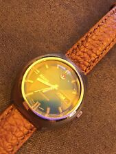 Rado Mens Watch Vintage 1970's Automatic