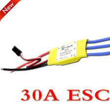 NEW 30A Brushless Speed Controller ESC MultiCopter KK Quad-rotor X-copter E