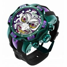 Invicta DC Comics Joker Venom Limited Edition Swiss Quartz Wrist Watch for Men