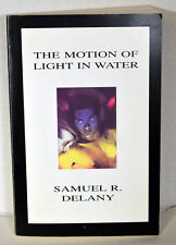 2004 Book The Motion of Light in Water Samuel Delany Gay Interest