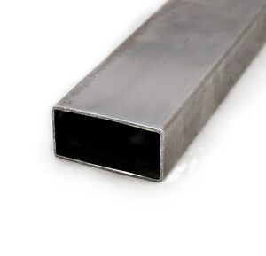 Square ERW Mild Steel Box Section - Various Sizes & Lengths