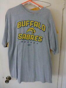 Buffalo Sabres Old Slug Logo T-Shirt