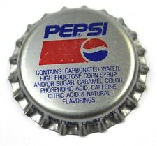 Pepsi cola tapita estados unidos soda bottle cap cincinnati