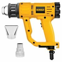 Heat Gun DeWalt 1800W with 240V Dual Air Flow