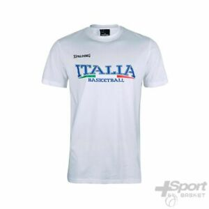 T-shirt Nazionale Italia Basket Spalding - SP0IF1250