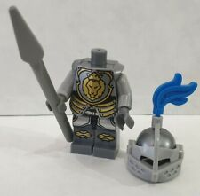KNIGHT SUIT OF ARMOUR - For Knight Minifigures - Kingdom - Castle - UNBRANDED