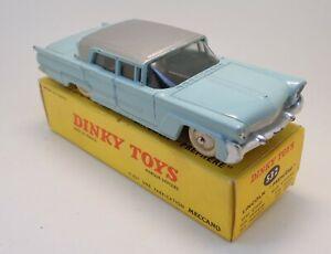 Dinky Toys Lincoln Premiere Ref 532 Condition Excellent No Copy 1/43 + Box O.E