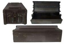 Armee Munitionskiste Metallkiste Transportkiste Werkzeugkiste Aufbewahrungsbox