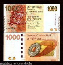SCB 1995 UNC Hong Kong P-285b $20