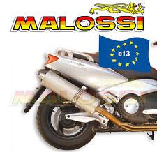 Pot d'échappement Ligne complete  Malossi YAMAHA TMAX 500 2001/2007 Homologué