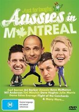 Just For Laughs: Aussies In Montreal NEW R4 DVD