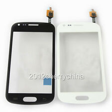 New Touch Screen Digitizer For Samsung Galaxy S Duos 2 S7582 S7580 White / Black
