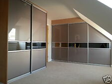 Angled Sliding Wardrobe Doors. Bespoke Designs. Engineered Quality Angled Doors
