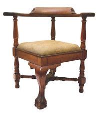 Newport, Rhode Island Corner Chair, circa 1879 - Made by A.P. Anderstrom
