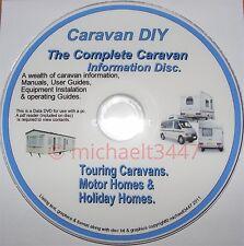 Caravan Manuals Service Handbooks Heating Damp Repairs Awnings Spares.