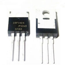 IRF1404 transistor N-MOSFET TO220ab - lot de 1