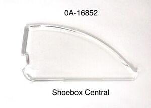 1950 Ford Shoebox Car Hood Ornament Plastic Insert