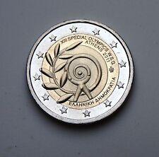 2 euro commémo. Grèce 2011 - Jeux olympiques spéciaux Neuve