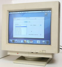 "Apple Multiple Scan 15 DISPLAY 15 ""CRT Monitor for VINGAGE computer Macintosh"