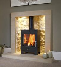 Flavel DEFRA Multifuel Stove 4.9Kw 2Year Warranty ( Black )