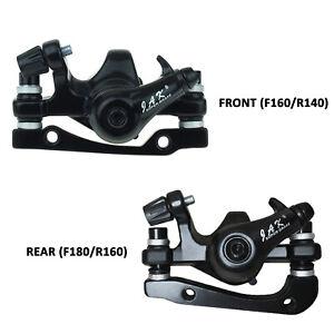 MTB Mechanical Front Rear Disc Brake Calliper For Mountain Road Bike Bicycle New