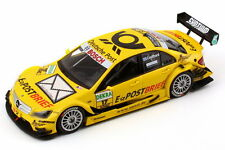 1:43 Mercedes-Benz Clase C w204 Mopf DTM 2011 e-Post Brief 17 david coulthard