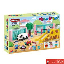 Oxford Block Crayon Shin-Chan JG3624 Playground figures Bricks Building Toy set