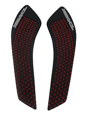 Red Anti slip Tank Traction Side Pads Grip Protector For XDIAVEL 12 13 14 15 16