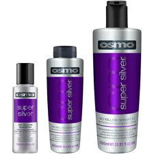 OSMO - SUPER SILVER / SILVERISING Non yellow Shampoo / Conditioner / Mask