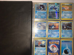 Pokemon Cards from Old Binder