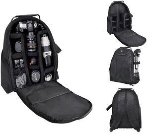 Camera Backpack for Canon EOS T6i T6s T6 T5i T5 T4i T3i T2i SL3 SL1 70D 60D T3