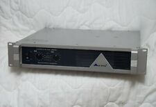 Mistral 900 Stereo Power Amplifier from Alto Pro Audio 300w at 4 ohms rack mount