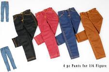 kcs0164 4 pc Fashion Denim Jeans for 1/6 Homme FR Ken Colour Infusion