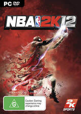 NBA 2K12 2012 PC 100% Brand New